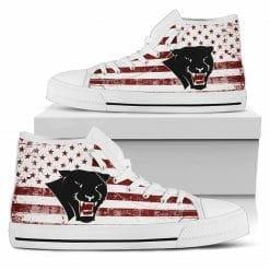 NCAA Florida Tech Panthers High Top Shoes