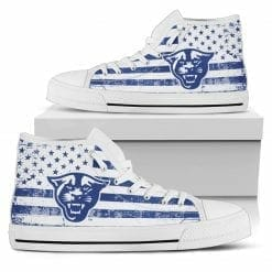 NCAA Georgia State Panthers High Top Shoes