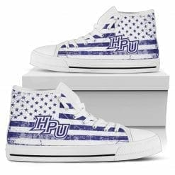 NCAA High Point Panthers High Top Shoes
