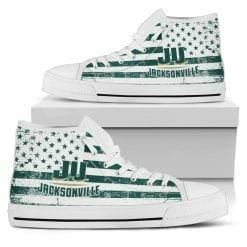NCAA JU Dolphins High Top Shoes