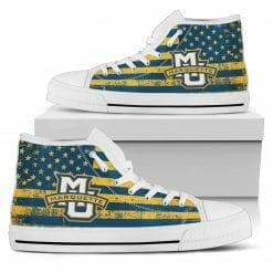 NCAA Marquette Golden Eagles High Top Shoes