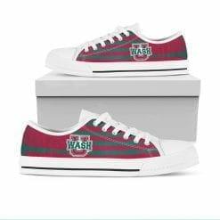 NCAA Washington-St. Louis Low Top Shoes