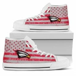 NCAA Polk State College Eagles High Top Shoes