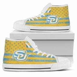 NCAA Southern Jaguars High Top Shoes