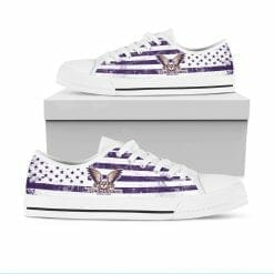 NCAA Westminster Griffins Low Top Shoes