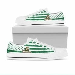 NCAA Wright State Raiders Low Top Shoes