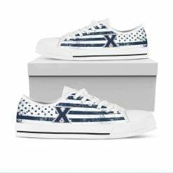 NCAA Xavier Musketeers Low Top Shoes