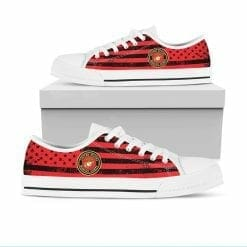 NCAA United States Marine Corps Low Top Shoes