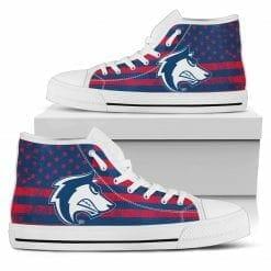 NCAA Colorado State Pueblo Thunderwolves High Top Shoes