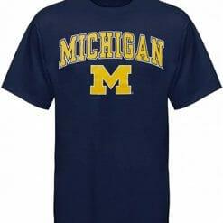 NCAA Michigan Wolverines T-Shirt V1