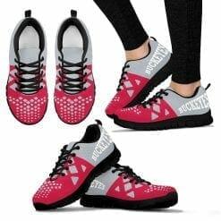 NCAA Ohio State Buckeyes Running Shoes V6