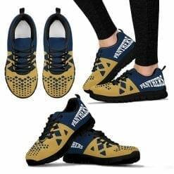 NCAA Florida Intl Golden Panthers Running Shoes V6