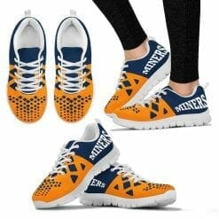 NCAA UTEP Miners Running Shoes V6