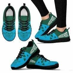 NCAA Tulane Green Wave Running Shoes V6