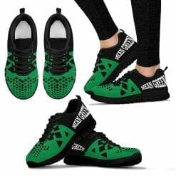 NCAA North Texas Mean Green Running Shoes V6