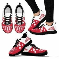 NCAA Rutgers Scarlet Knights Running Shoes V5