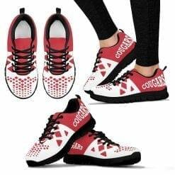 NCAA Houston Cougars Running Shoes V6