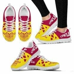 NCAA Temple Owls Running Shoes V6