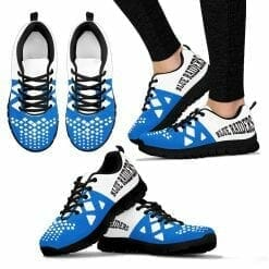NCAA Middle Tennessee Blue Raiders Running Shoes V6