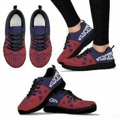 NCAA Arizona Wildcats Running Shoes V6