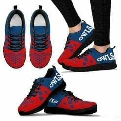 NCAA Florida Atlantic Owls Running Shoes V6