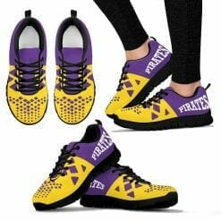 NCAA East Carolina Pirates Running Shoes V6