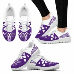 NCAA TCU Horned Frogs  Running Shoes V6
