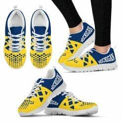 NCAA Michigan Wolverines Running Shoes V5