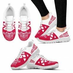 NCAA Ohio State Buckeyes Running Shoes V5