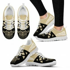 NCAA Purdue Boilermakers Running Shoes V5