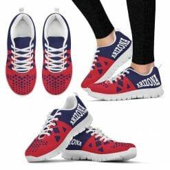 NCAA Arizona Wildcats Running Shoes V5