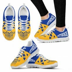 NCAA Pittsburgh Panthers Running Shoes V5