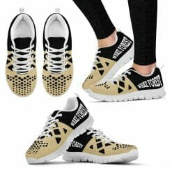 NCAA Wake Forest Demon Deacons Running Shoes V5