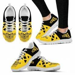 NCAA Iowa Hawkeyes Running Shoes V5