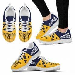 NCAA California Golden Bears Running Shoes V5