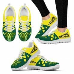 NCAA Oregon Ducks Running Shoes V5