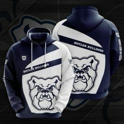 NCAA Butler Bulldogs 3D Hoodie V1