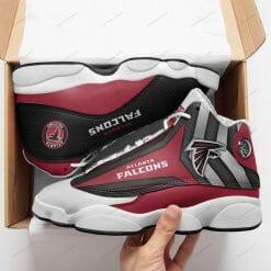 NFL Atlanta Falcons JD13 Sneakers