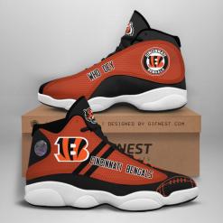 NFL Cincinnati Bengals JD13 Sneakers
