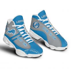 NFL Detroit Lions JD13 Sneakers