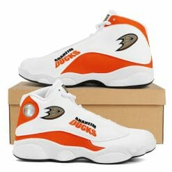 NHL Anaheim Ducks JD13 Sneakers V2