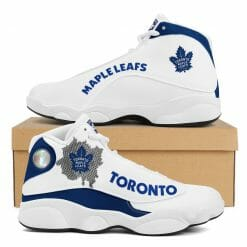 NHL Toronto Maple Leafs Air Jordan 13 Shoes V2