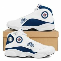 NHL Winnipeg Jets Air Jordan 13 Shoes V2