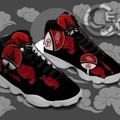 Naruto Anime Itachi Uchiha Air Jordan 13 Shoes V2