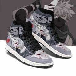 Naruto Anime Kakashi Hatake Air Jordan 1 Shoes V1